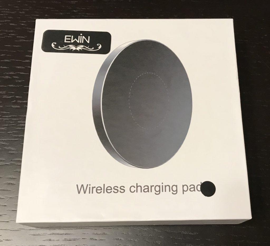 Ewin Qi ワイヤレス充電器